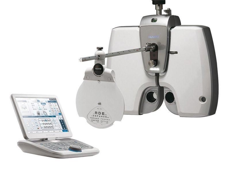 Huvitz HDR-9000, linear, automatischer Phoropter