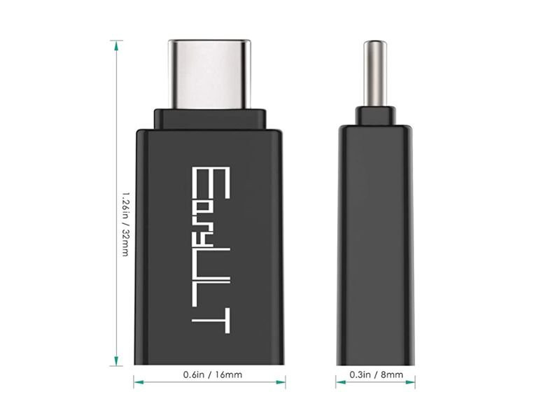 USB C Adapter auf USB 3.0