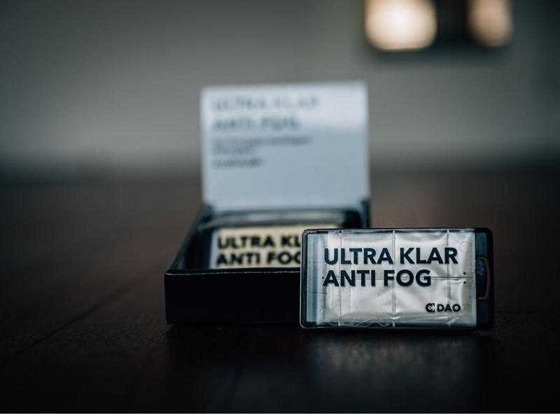 Ultra Klar Anti Fog Displaybox